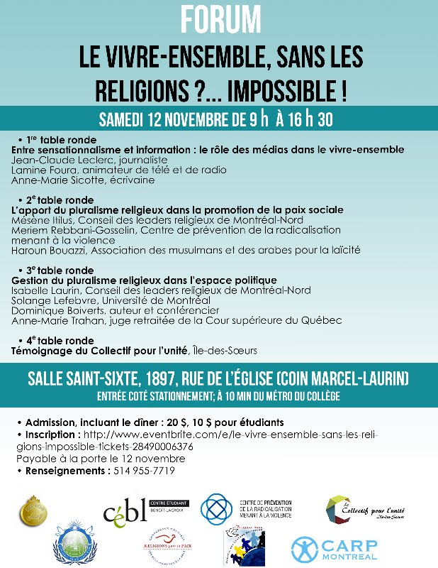inscription  http://www.eventbrite.com/e/le-vivre-ensemble-sans-les-religionsimpossible-tickets-28490006376